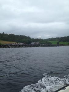 utnesøya